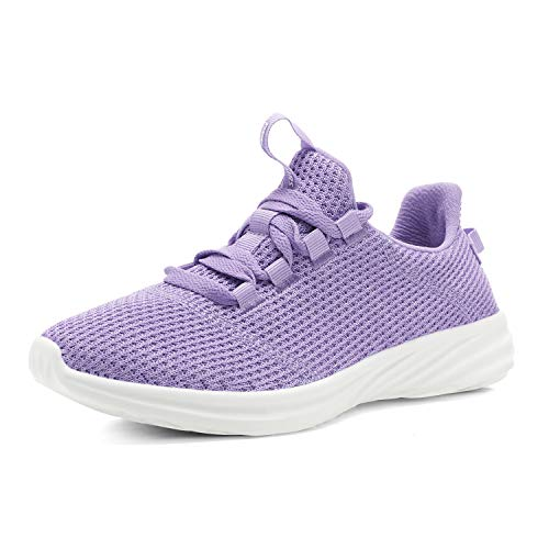 DREAM PAIRS Women's Purple Walking Shoes Lightweight Sneakers Size 7.5 M US DHF19001L