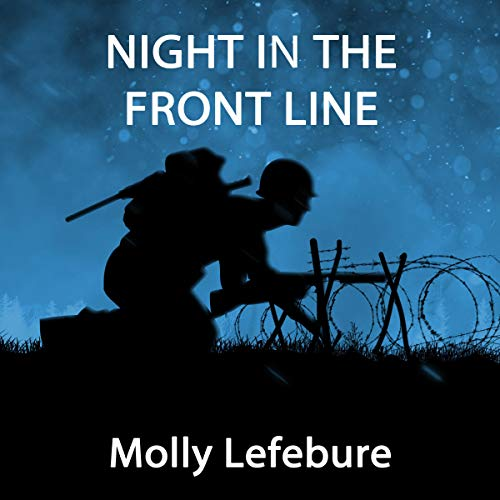 Night in the Front Line audiobook cover art