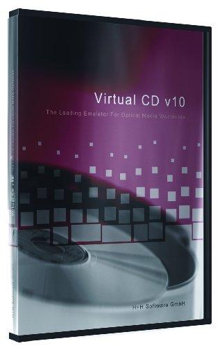 Virtual CD 10 - 1 PC - Vollversion