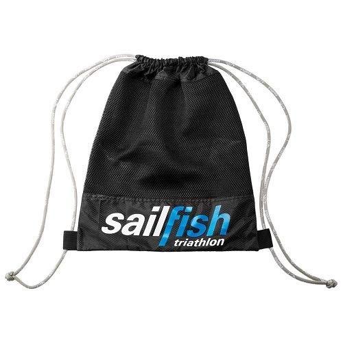 Sailfish Gymbag Black 36 x 45 cm