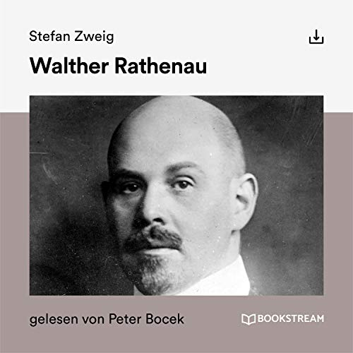 Walther Rathenau cover art