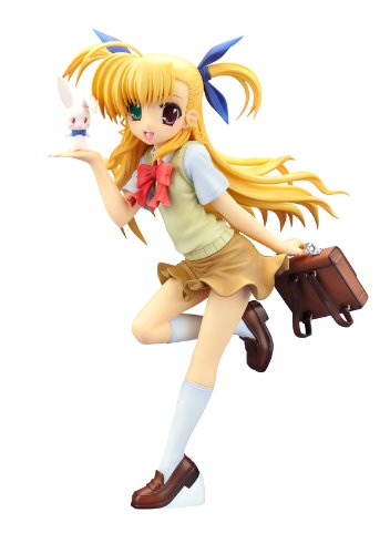 Alter - FIGALT119 - Figurine - Magical Lyrical Nanoha - Vivio Takamachi - PVC - 1/7 éme