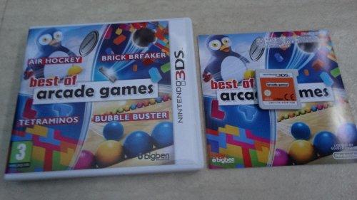 Best of arcade games