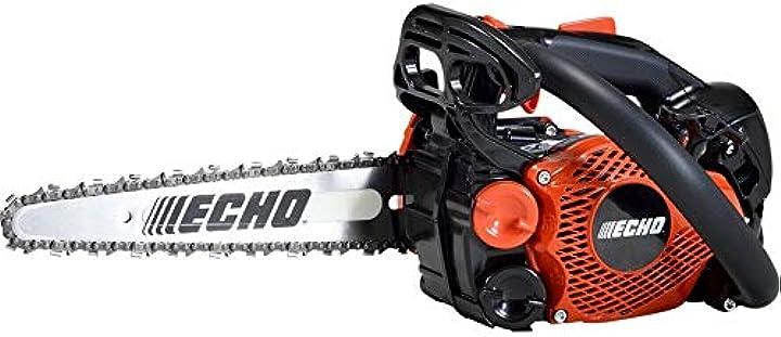 Motosega da potatura cs-2511 tesc carving echo ECMCS2511TESC8