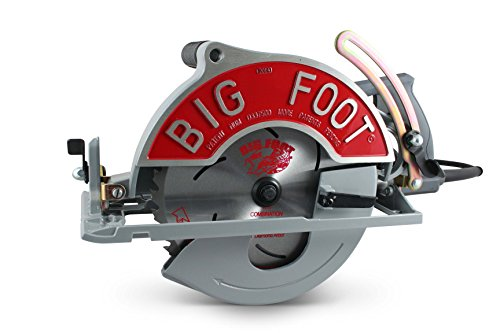 Big Foot Tools BF-UG 10-1/4-Inch Wormdrive Magnesium...