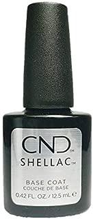 CND Shellac Base Coat