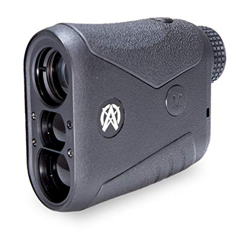 ASTRA OPTIX HTX1600 6x21 1760yd Laser rangefinder for Hunting, Shooting and Golf with Bright HD LCD Fast 0.25s and Accurate +/-1 yd. Range Finder