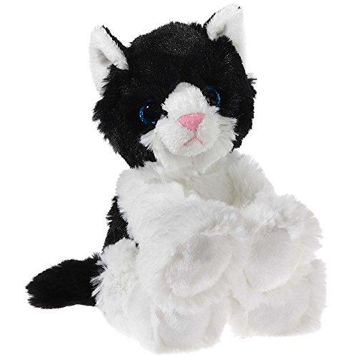 Heunec 246973 - Plüschtier - Glitter-Kitty Katzen-Baby