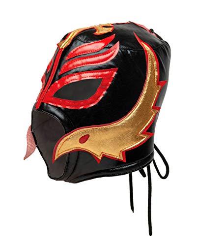 Horror-Shop Original Legends of Lucha Libre Maske Rey Mysterio für Erwachsene