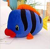 WHKJ Kreative Kuss Fisch Puppe unten Baumwolle Kissen Plüschtier Student Schlafkissen Kind Komfort...