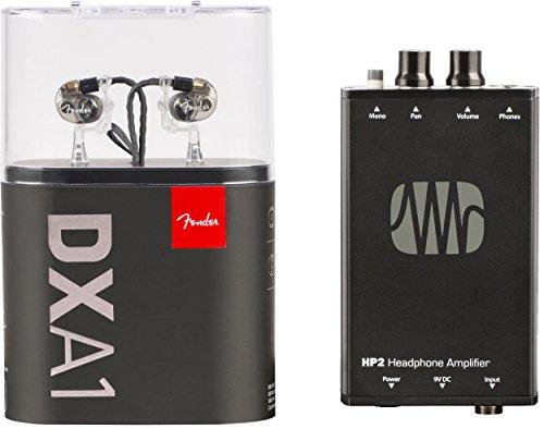 Fender MXA1 Bundle - DXA1 + Presonus HP2