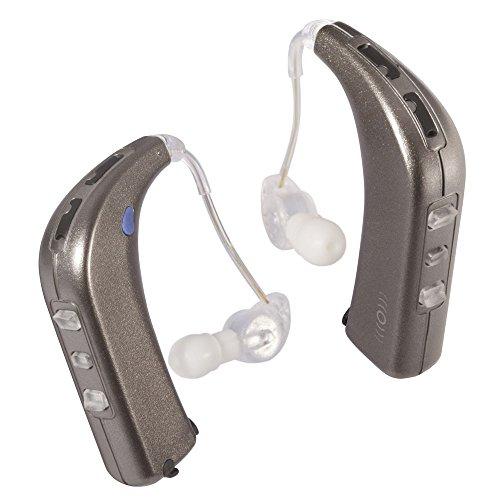 Sound World Solutions - Sidekick - Bluetooth Wireless Personal Sound Amplifier (Two Ear Bundle,...
