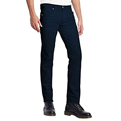 ETHANOL Men's Slim Hyper Stretch Motion Denim Jean