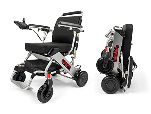 Porto Mobility Ranger Royce World's Lightest (only 40lbs) Ultra Portable, Most...