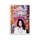 DSGB Bjork Albumart Y2K Poster, dekoratives Gemälde,