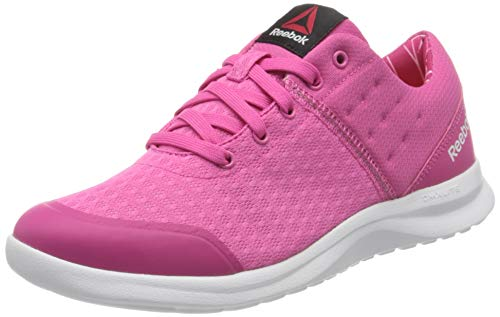 Reebok Damen DMX Lite Prime Trekking- & Wanderhalbschuhe, Pink Pink weiß, 38.5 EU