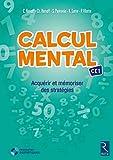 Calcul mental CE1 (+ CD-Rom)