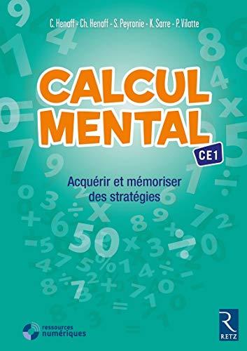 Calcul mental CE1 + CD