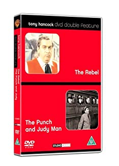 Tony Hancock DVD Double Feature - The Rebel / The Punch And Judy Man