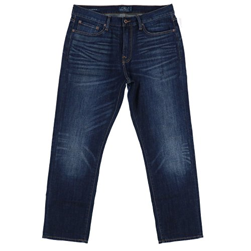 Lucky Brand Mens 410 Athletic Fit Jean (34x32, Patton Village)