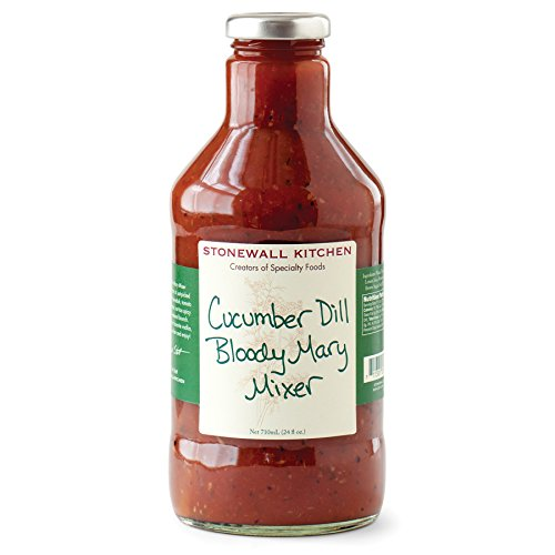 Stonewall Kitchen Cucumber Dill Bloody Mary Mixer, 24 Ounces