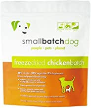 small batch dog food raw
