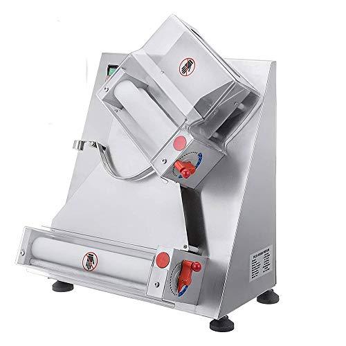 maquina para hacer pasta Comercial Dough Roller Hojeadora 11.8inch eléctrico Masa de...