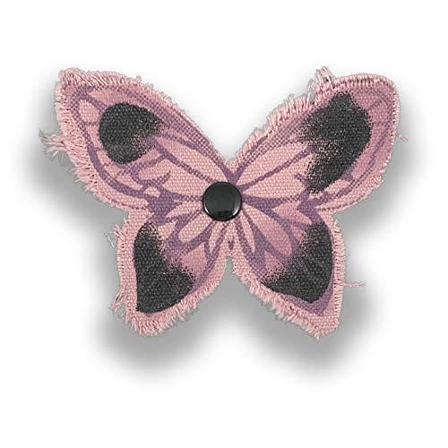Schmetterling Fransenstoff für Sosche-Schulterriemen