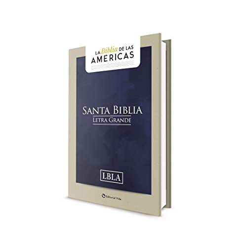 SPA-LBLA SANTA BIBLIA LETRA GR