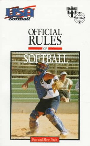 Download The Official Rules Of Softball: USA Softball 