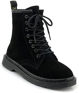 Autumn And Winter Students Single Boot Low Heel Heel Round Women'S Boots