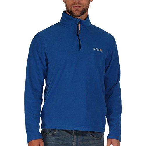 Regatta Herren Thompson Fleece Jacke–Oxford Blau/Marineblau, 3X Große
