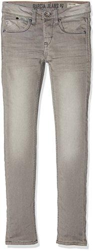 Garcia Kids Jungen Super Slim waist Jeans 320, Grau (Grey Stone 2967), 134