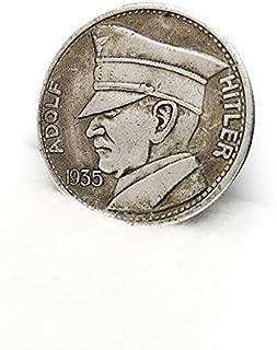 Xinmeitezhubao Silver Round Silver Coin 1935 German Silver Dollar Coin Commemorative Coin Craft Collection Gift