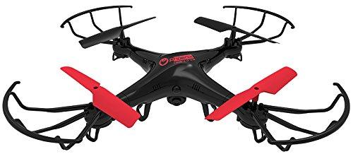 Twodots TDFT0004 - Phoenix Drone con Camera, Nero
