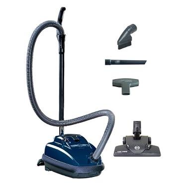 Sebo Vacuums 9679AM Airbelt K2 Kombi Canister Vacuum, Dark Blue Corded