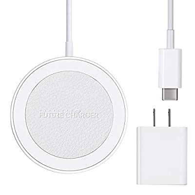 Magnetic Wireless Charger, Fast Wireless Chargi...