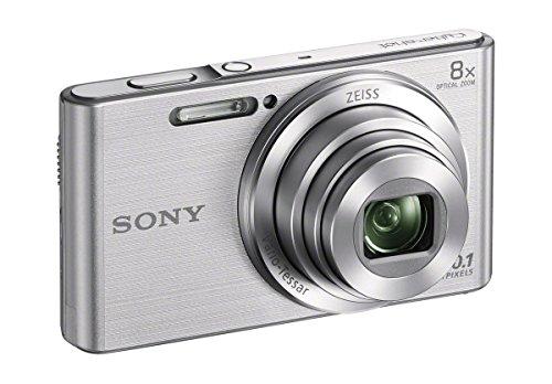 Sony KW830SBGSFDI Cyber-Shot Fotocamera Digitale