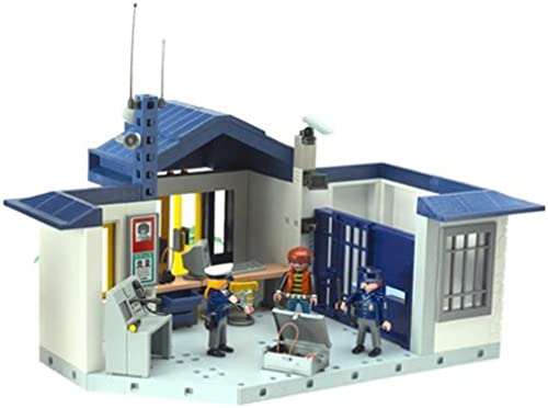 Playmobil 3165 Polizeistation