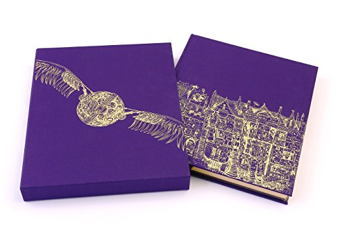 Harry Potter and the Philosopher's Stone: Deluxe Illustrated Slipcase Edition: 01