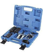 ワイパーアームプーラーセット、ワイパーアーム取り外しツール6個安全なプロ用車修理ツールAstra G for Zafira B