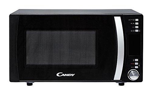 Candy CMXG 25DCB Comptoir Micro-onde combiné 25L 900W Noir, Acier inoxydable - Micro-ondes (Comptoir, Micro-onde combiné, 25 L, 900 W, boutons, Rotatif, Noir, Acier inoxydable)