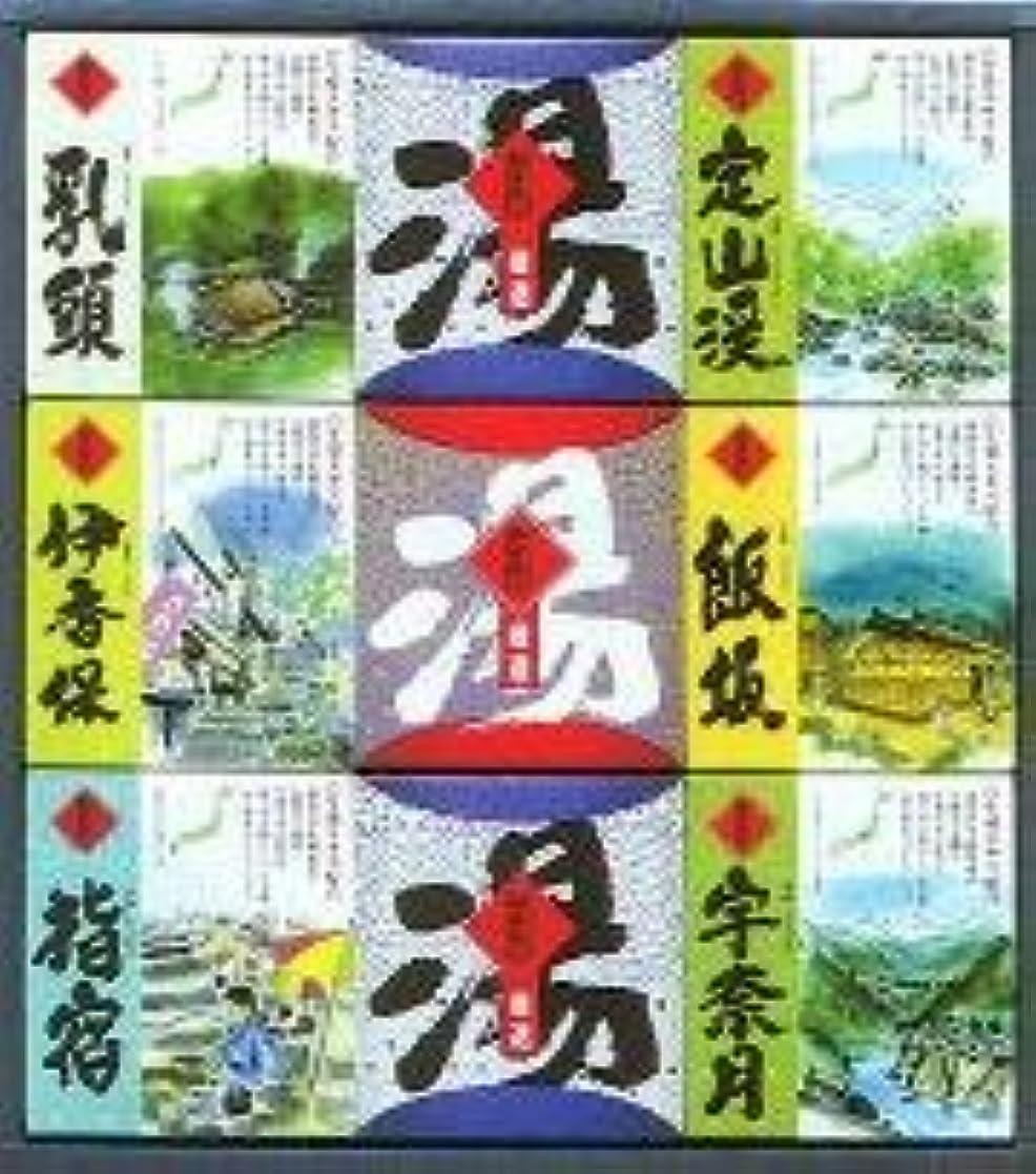 韓国語ターゲット毒性温泉旅行 生薬エキス配合入浴剤  12種30包入