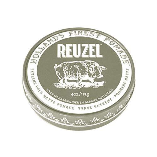 Reuzel Extreme Hold Matte Pomade, 1er Pack (1 x 113 g)