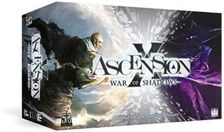 7gypsies Ascension (10th Set): War of Shadows Card Game, Black