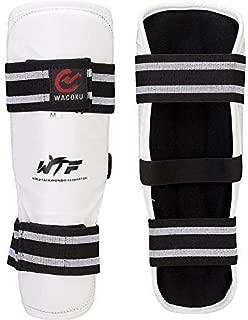 Wacoku Wtf Approved Competition Taekwondo Shin Pads