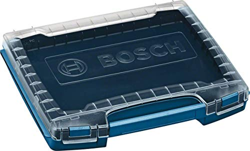 Bosch Professional i-BOXX 53 - Caja de herramientas (versión básica, plástico, 800 g), azul marino