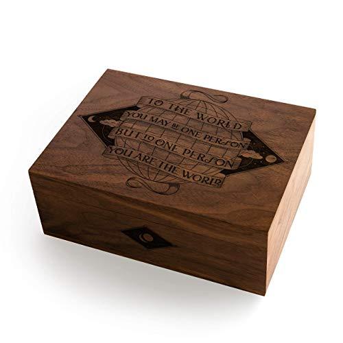 Personalized Handmade Keepsake Box