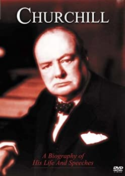 DVD Churchill - A Biography of His Life and Speeches Book