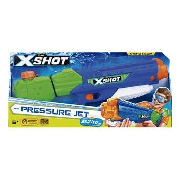 X Shot Pressure Jet Candide Azul/Verde